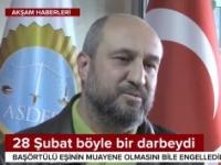 Güray Balatekin 28 Şubat zulmünü anlattı